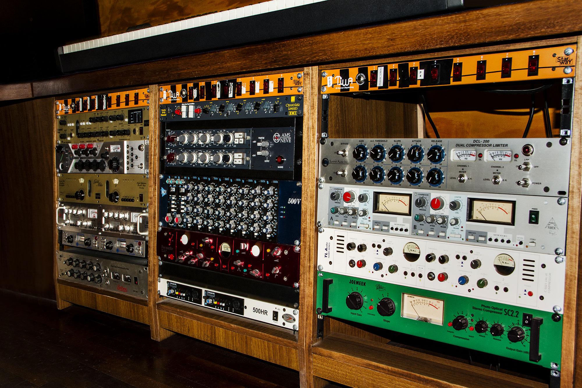 Studio di registrazione - Studio di registrazione casalingo ...